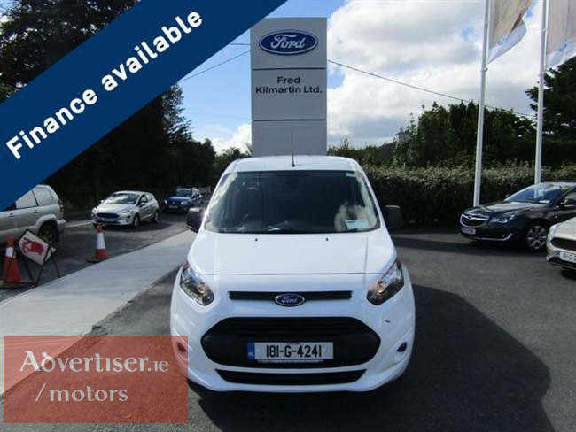 FORD TRANSIT CONNECT SWB TREND 1.5TD 75PS 5SPD 3DR (2018) 5M, Cars For Sale