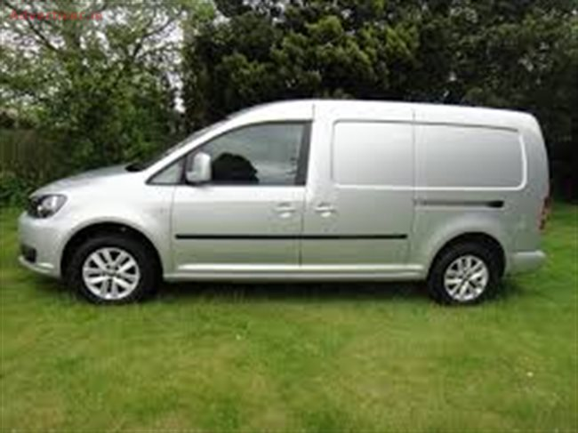 VW CADDY, Commercial Vehicles