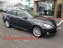 LEXUS IS 220 D DIESEL S- DESIGN €390 TAX SUPER SALE PRICE (2010) 49,700M