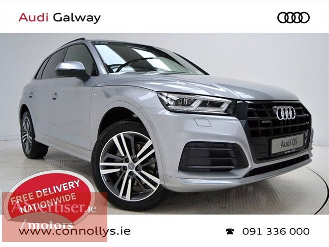 Audi Q5 2 0tdi 190bhp S Line Quattro Auto Black Edition 191 Early