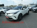 TOYOTA C-HR 1.2 PETROL SOL - HALFLEATER/SAT NAV/KEYLESS ENTRY/REAR CAMERA/CRUISE/CLIMATE + MUCH MORE