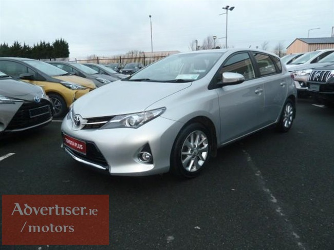 TOYOTA AURIS 1.4 DIESEL AURA MODEL - AIR CON/ALLOYS/FRONT FOGS/BLUETOOTH - NCT 2020 - EUR 190 TAX //, Cars For Sale