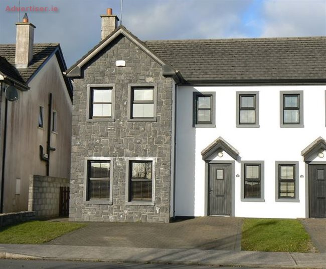 16 CLUAIN NA CATHRACH, ATHENRY, CO. GALWAY, For Sale